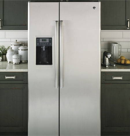 GE Appliances Side-by-Side Refrigerator Help Videos
