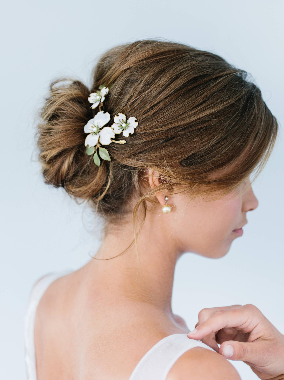 Ampersand Bridal Virginia Hair Comb