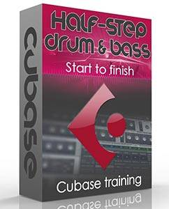 Cubase Drum & Bass Tutorial