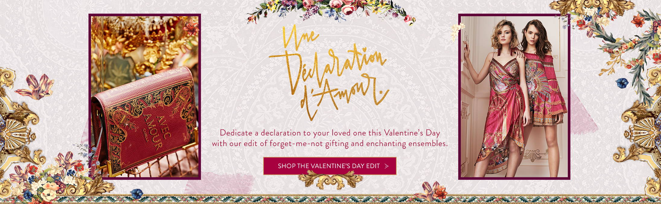 Shop The Valentine's Day Edit