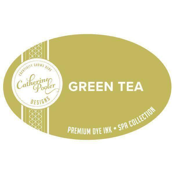 Catherine Pooler Green Tea Ink Pad