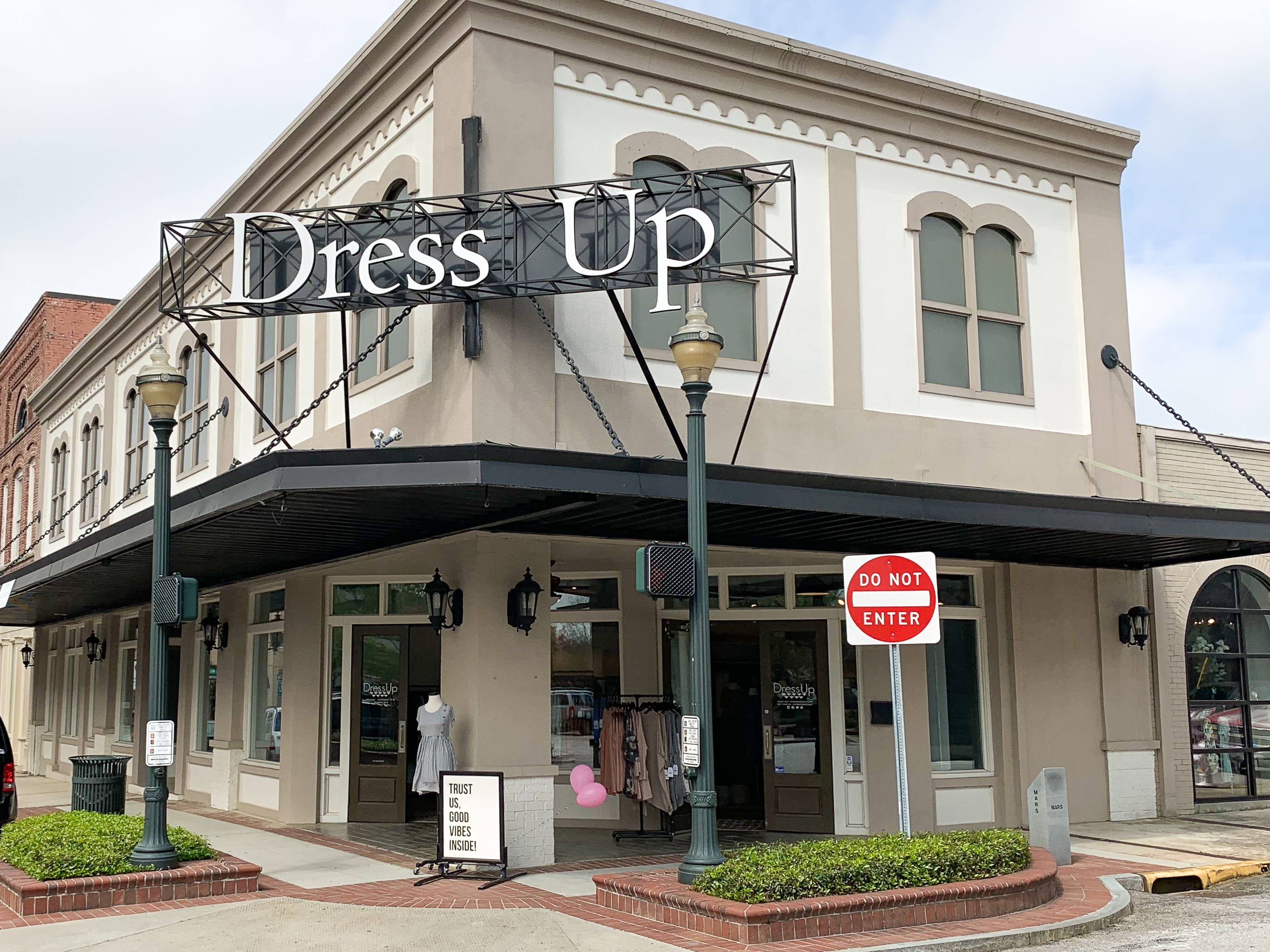 Storefront photo of Dress Up Gainesville, GA