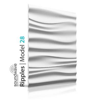 Premium 3D Gypsum Panels