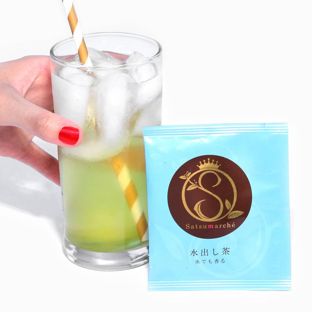 Satsumarche Mizudashicha Tea