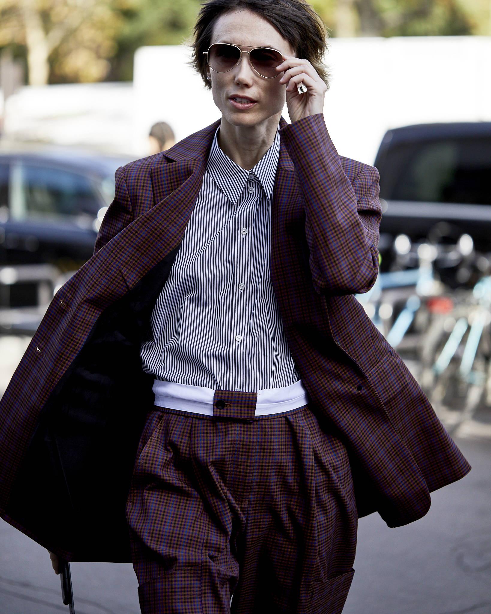 Street Style Paris Fashion Week SS19