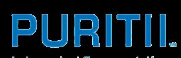 Logo de la gamme Puritii, une gamme de produits ARIIX qui propose une gourde filtrante, un système de purification d'air et un agent nettoyant, désinfectant non toxique