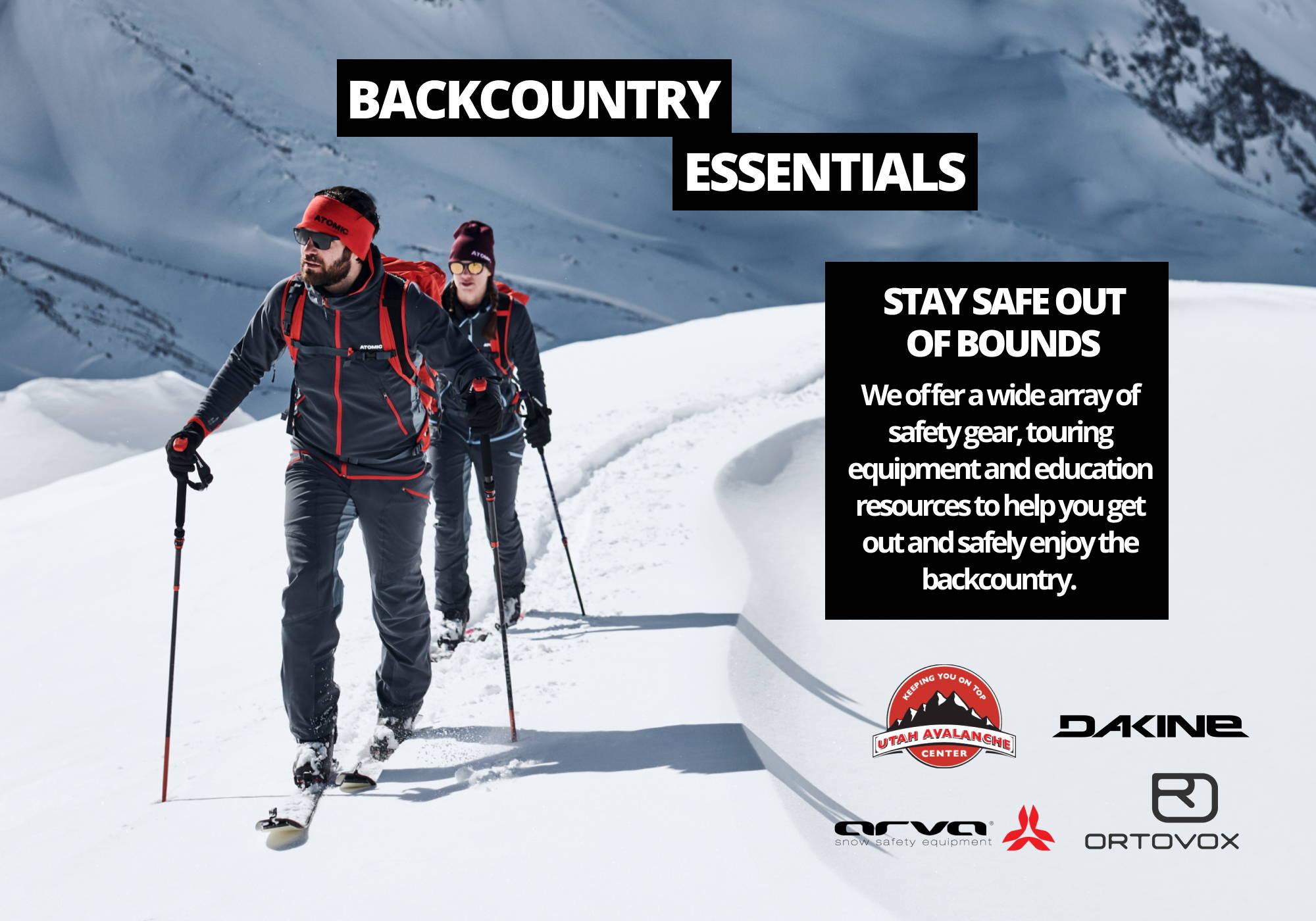 Backcountry Essentials