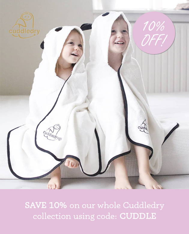 10% off Cuddledry