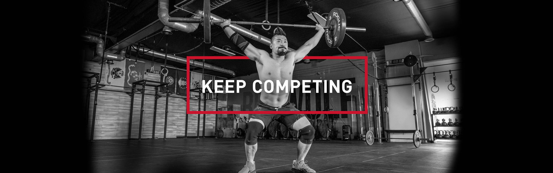 CrossFit McDavid Keep Competing Image