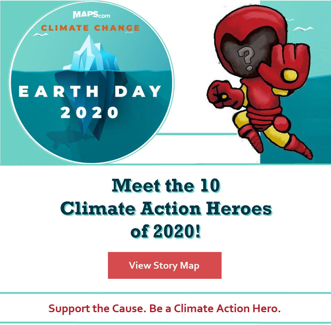 Earth Day 2020: Meet the 10 Climate  Action Heroes