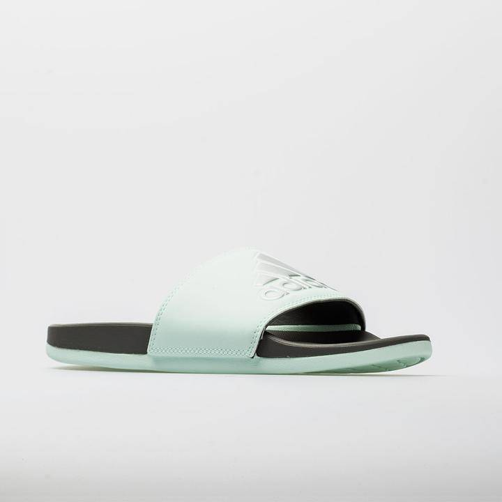 adidas adilette Comfort Women's Ice Mint/Silver Metallic/Grey