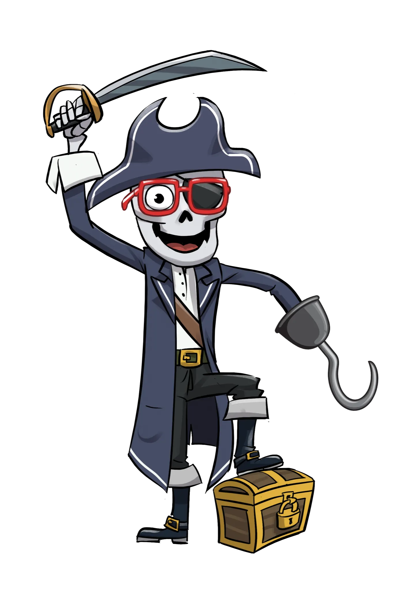 Ask Dr. Bonyfide the Pirate Captain