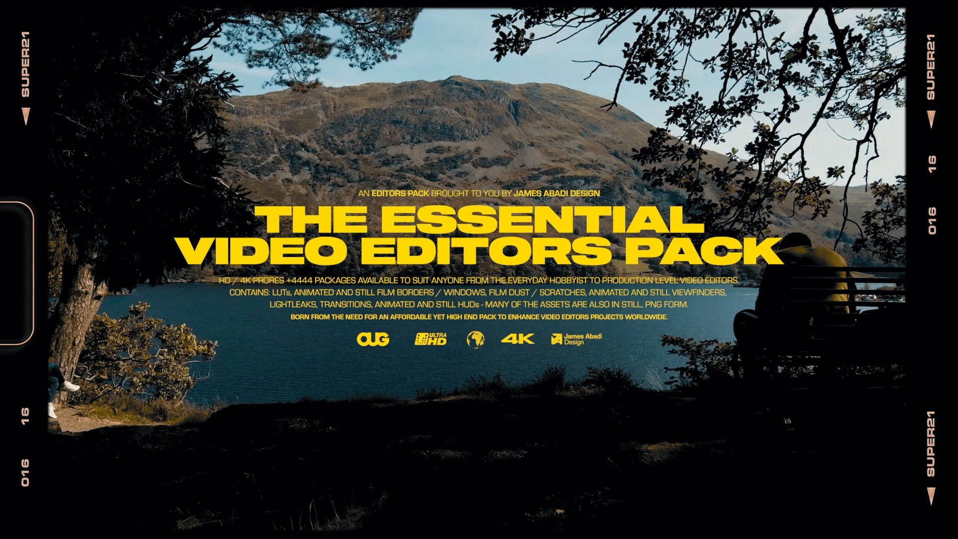 The Essential Video Editors Pack