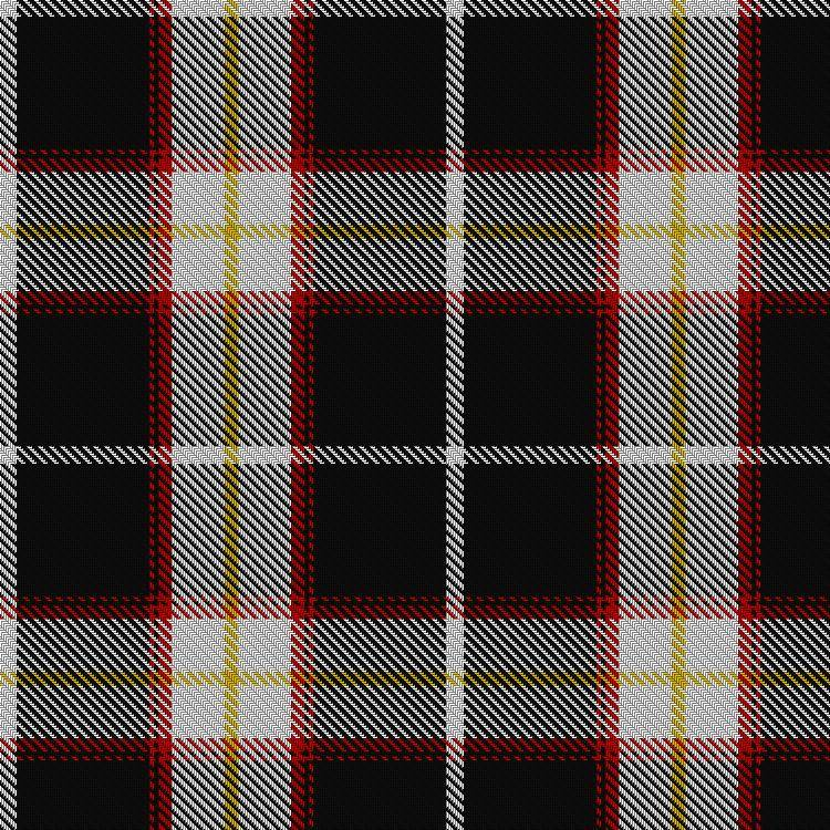 Baron of Richecourt tartan
