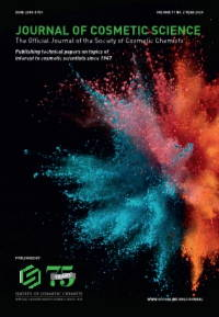 Journal of Cosmetic Science Cover