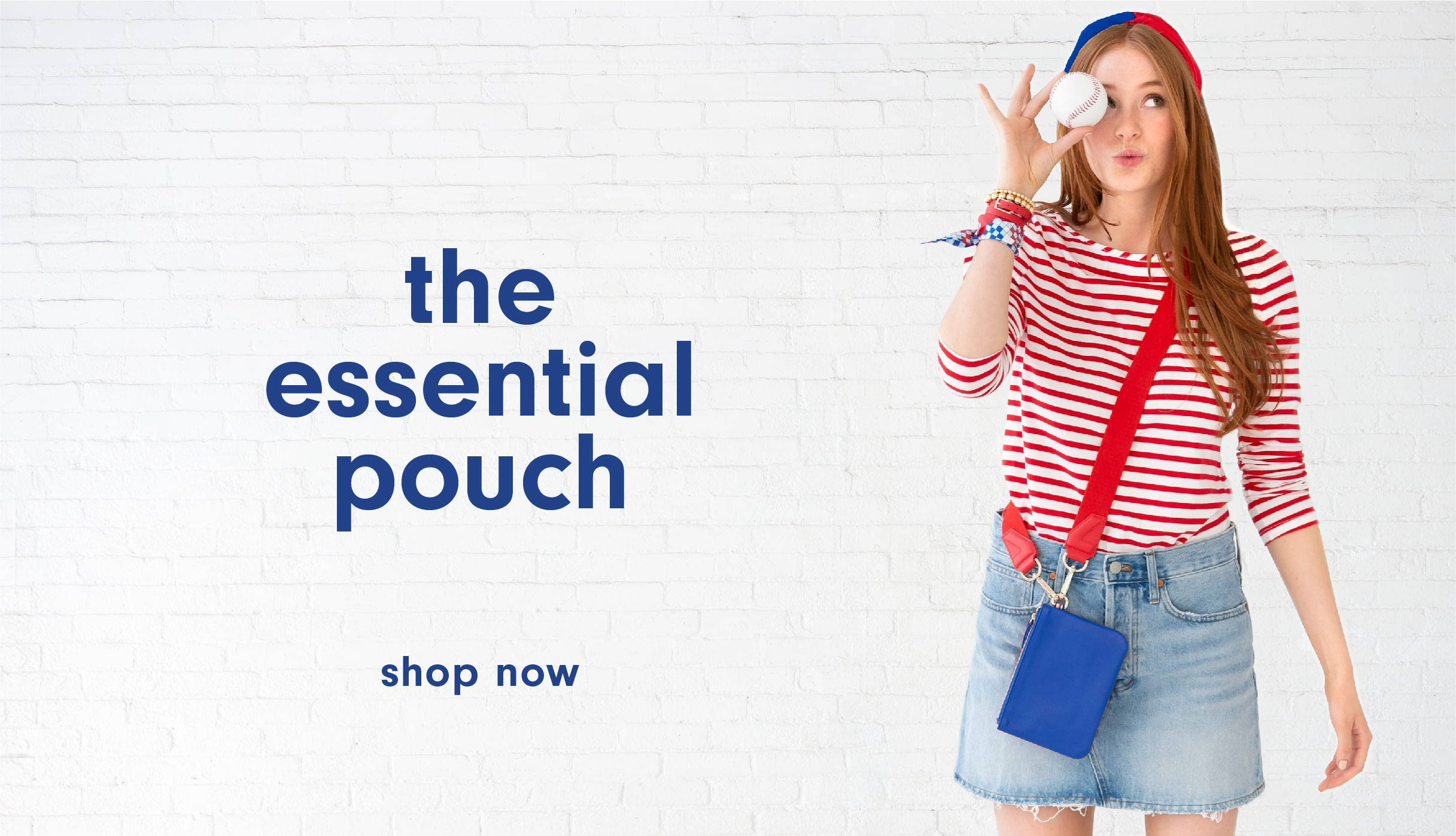 Mix and Match the Essential Pouch