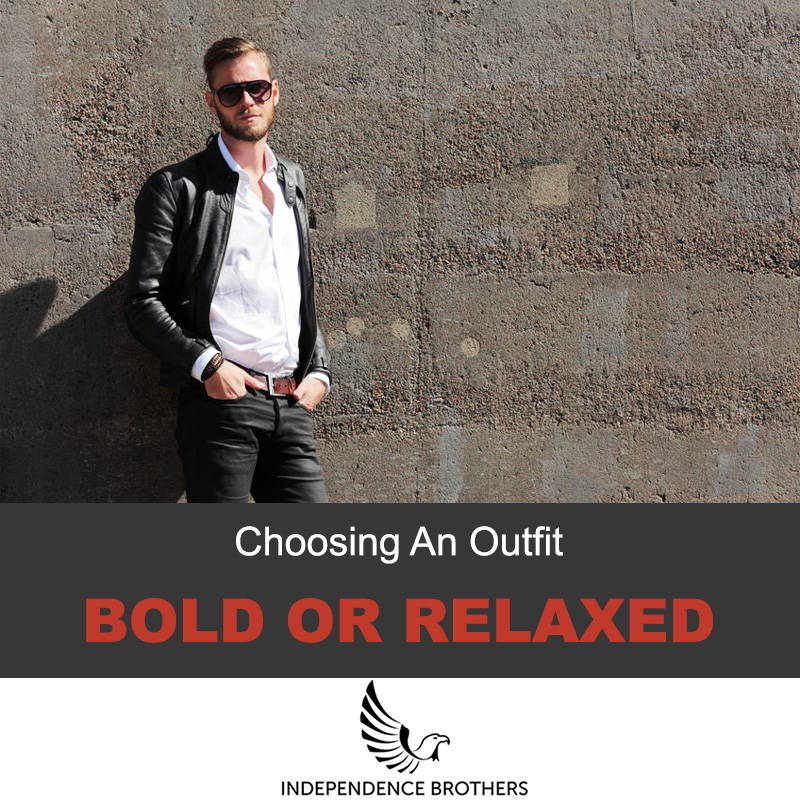 Style your leather jacket
