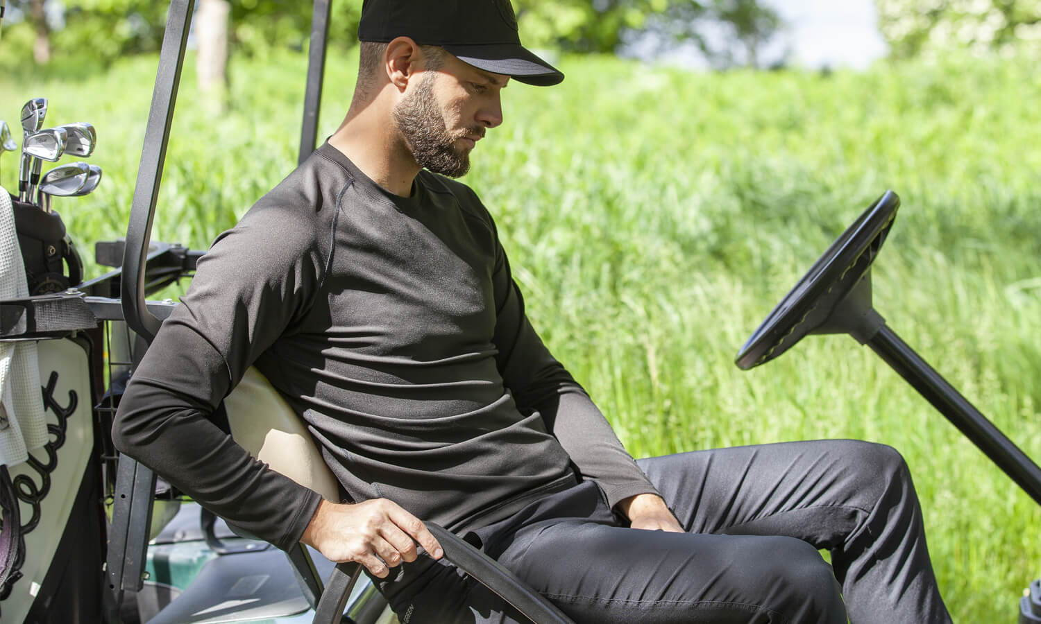 Mens Golf Base Layers 2021 Tablet