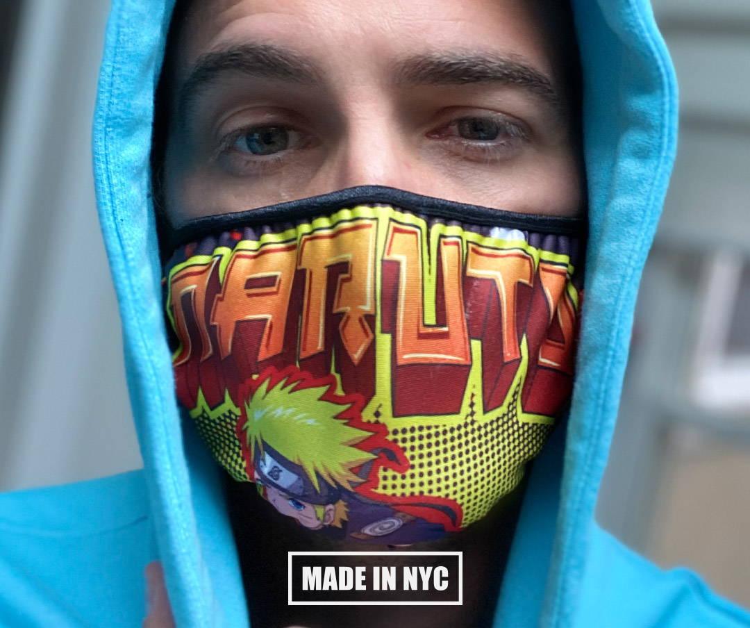 sprayground naruto mask