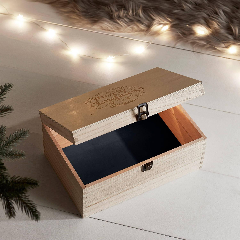 Light Up Christmas Eve Box