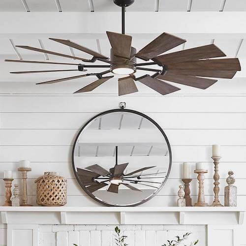 Modern Ceiling Fans - Fans with Lights