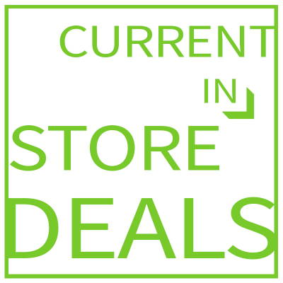 Current In Store Deals