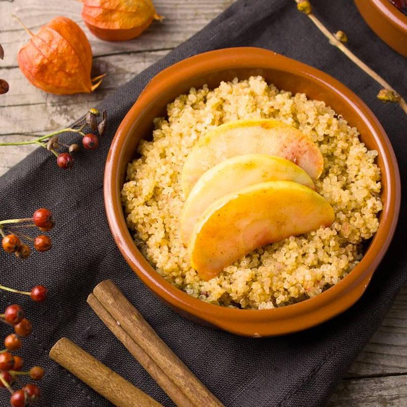 Article sur le quinoa et sa valeur nutritive, signé Isabelle Huot Docteure en nutrition