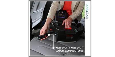britax rear-facing infant car seat base ultra