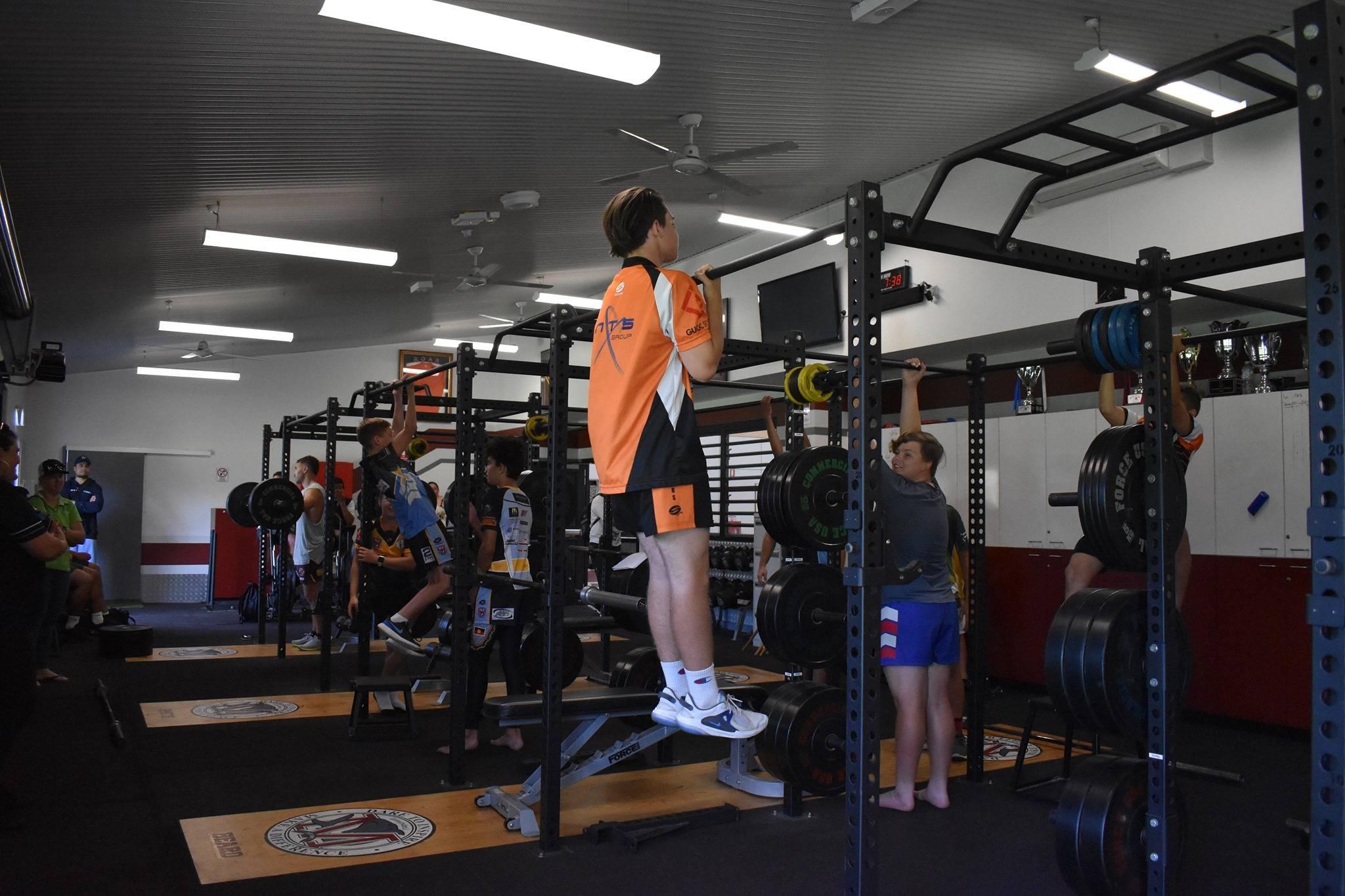 Commercial Gym Equipment Marsden State High School Queensland