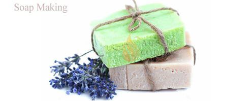 Soap Making image