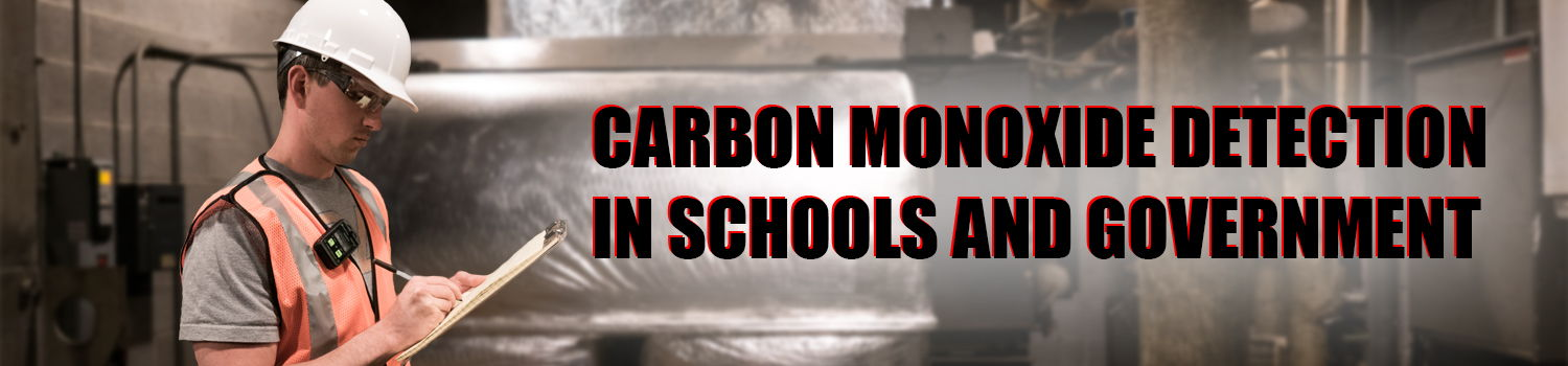 carbon monoxide poisoning levels government schools safety environmental health