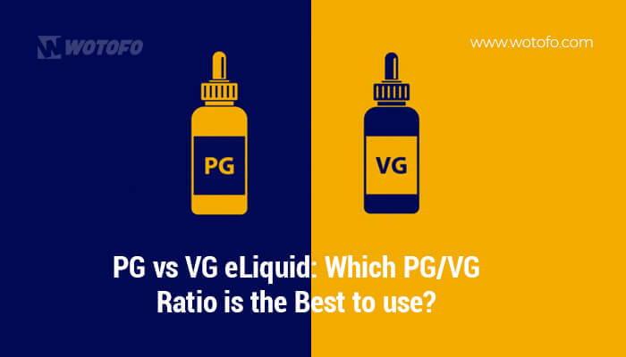 PG vs VG Eliquid