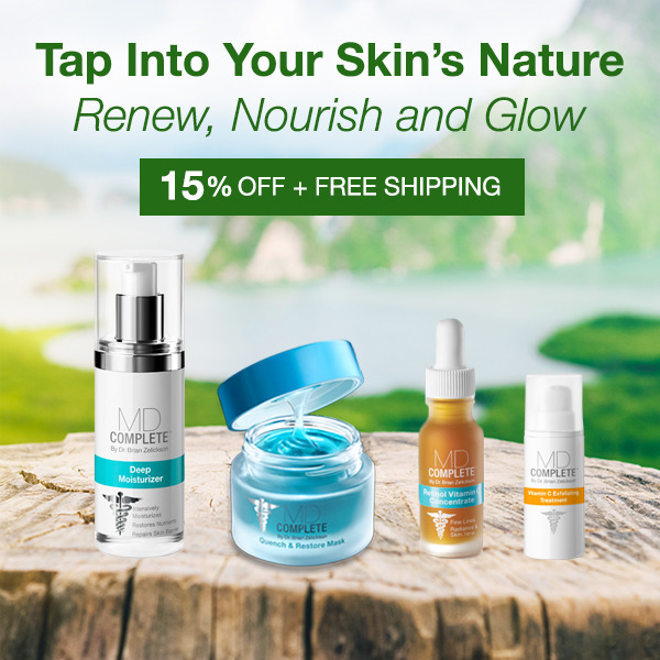 Tap Into Your Skin's Nature