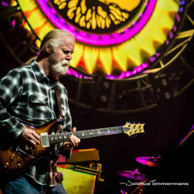 Jimmy Herring of Widespread Panic recycled guitar string bracelets and jewelry