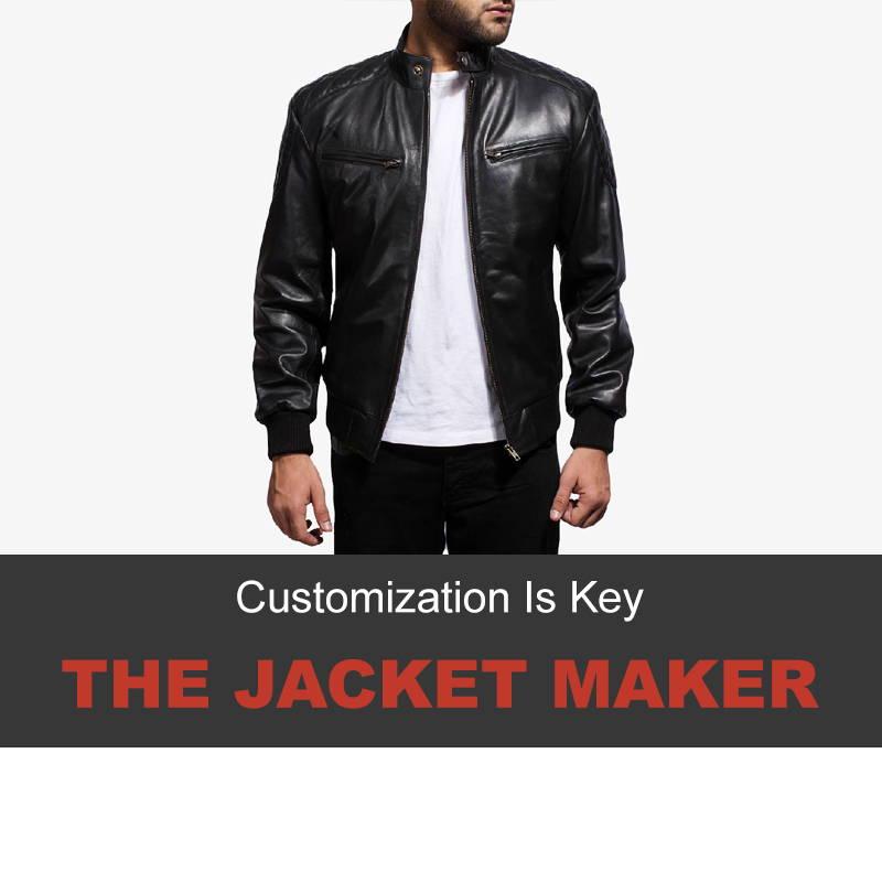 THE JACKET MAKER