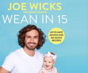 Joe Wicks The Bodycoach Wean In 15 Cookbook Cover