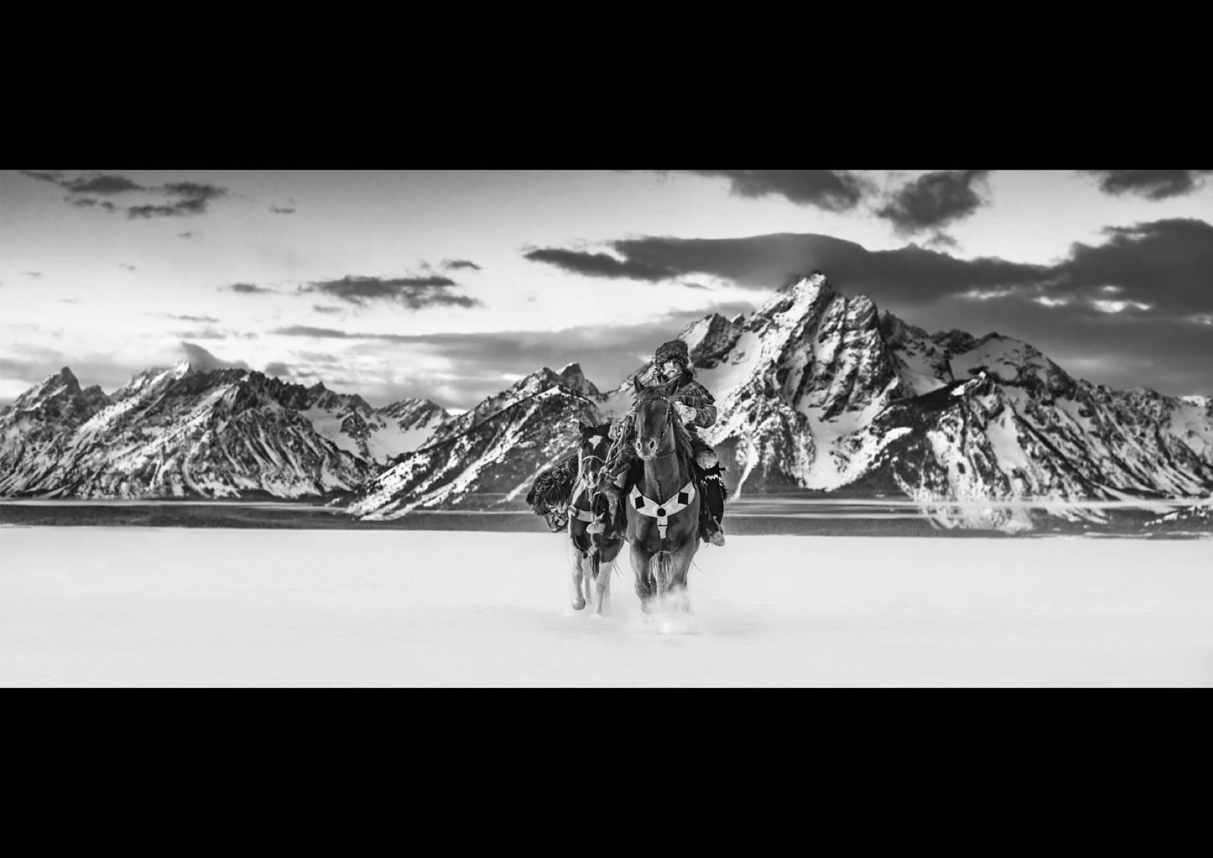 David Yarrow Wyoming Grand Teton National Park