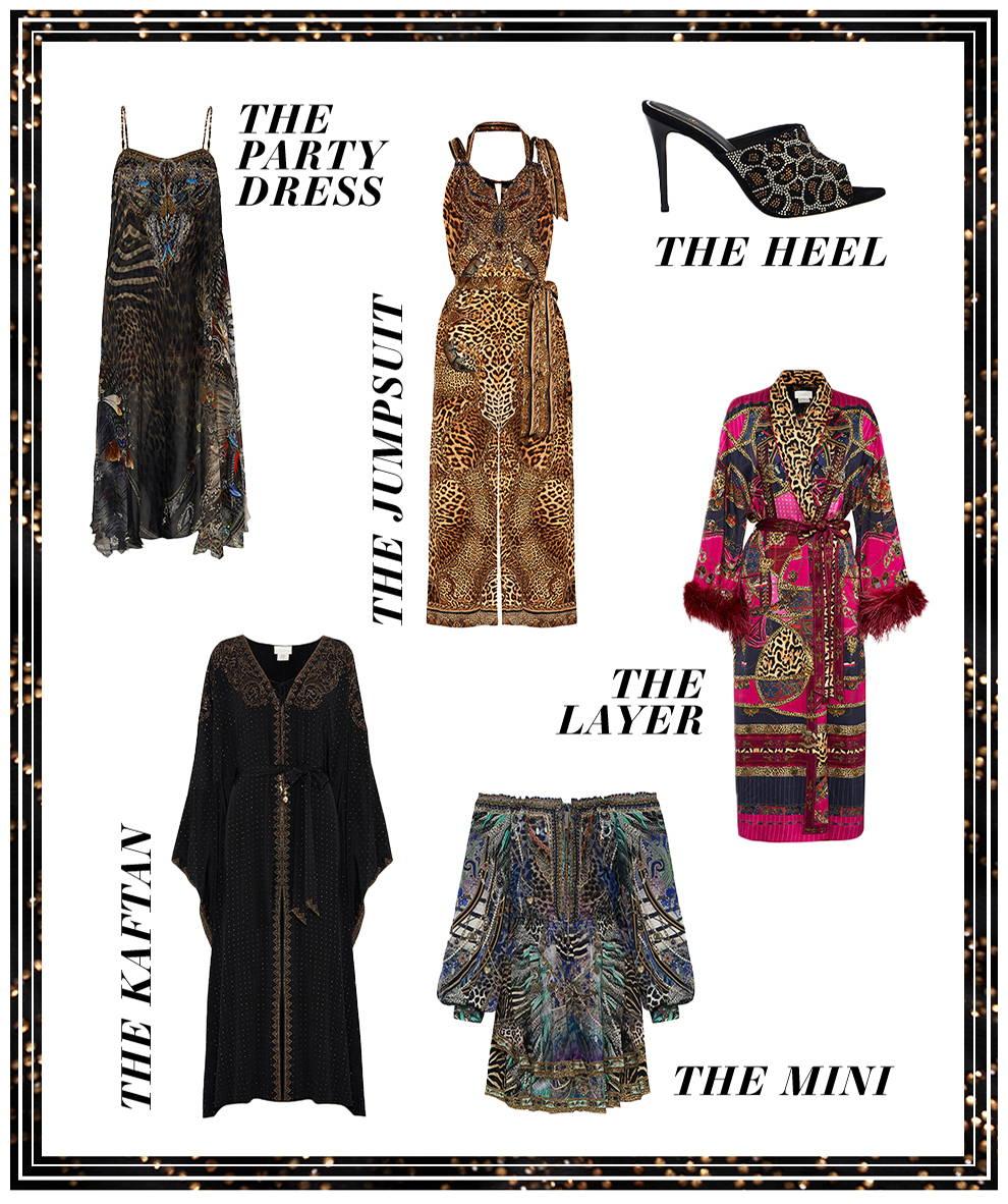 CAMILLA Dress, CAMILLA Jumpsuit, CAMILLA Robe, CAMILLA Kaftan, CAMILLA Shoes
