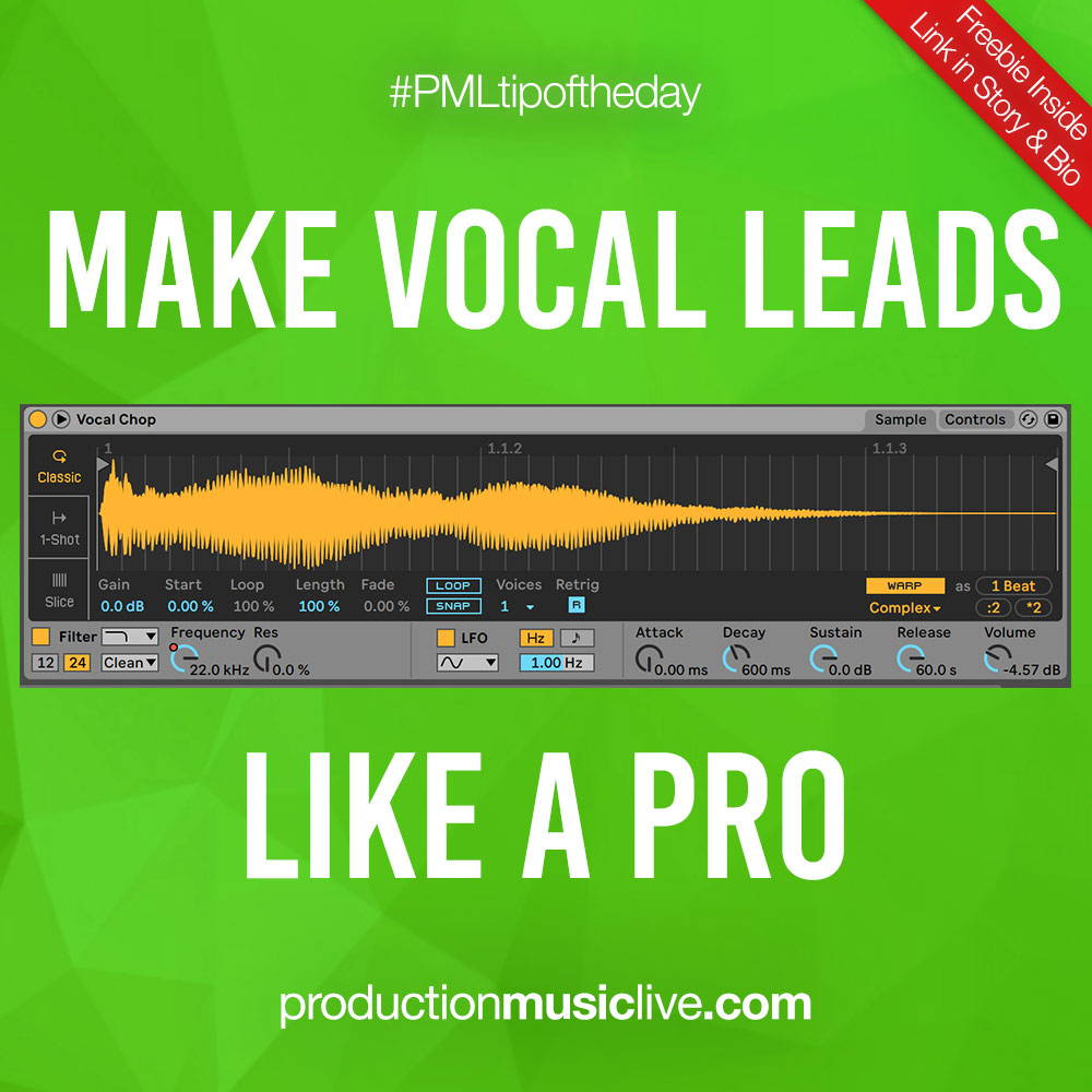 vocal leads