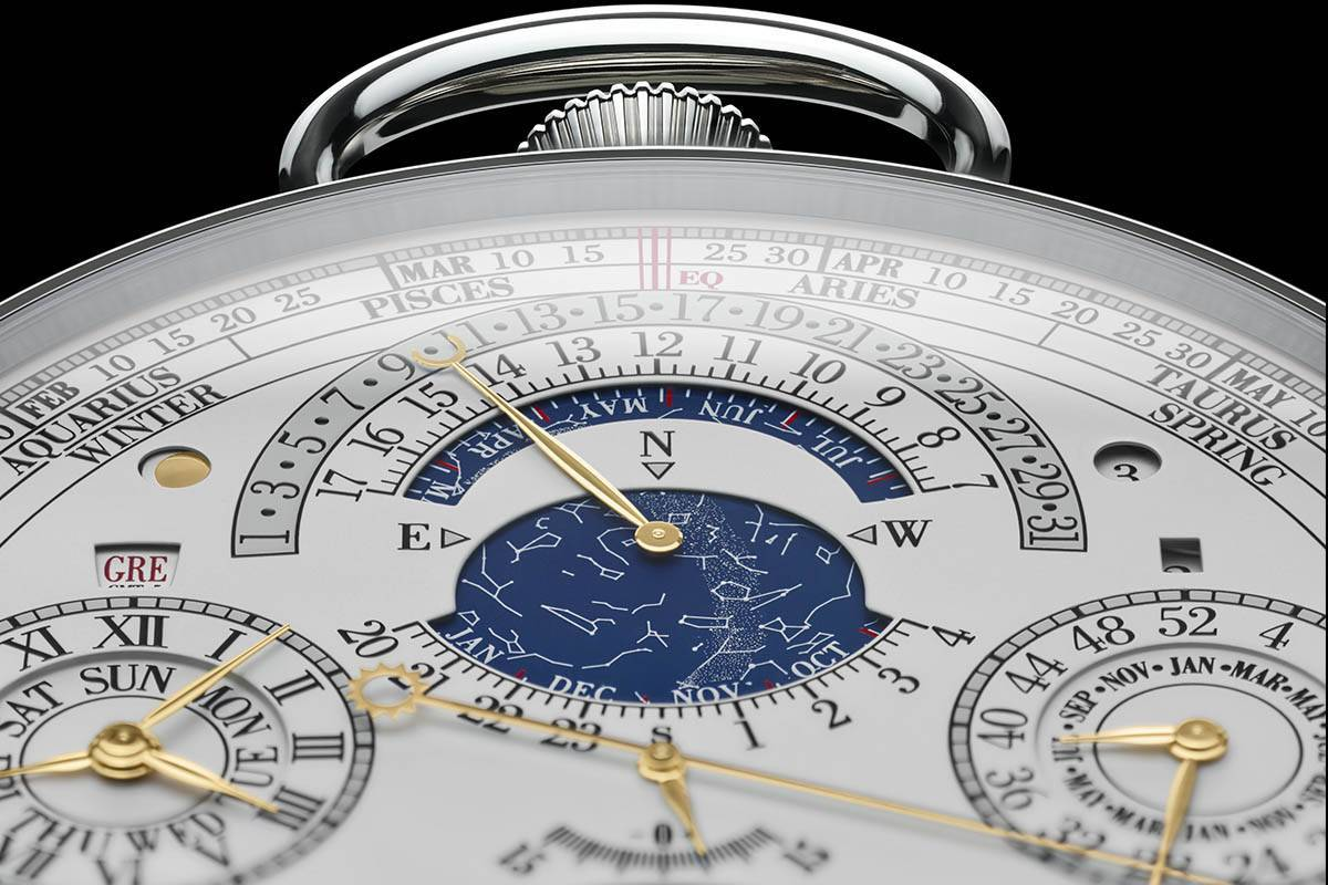The Vacheron Constantin 57260 Reference