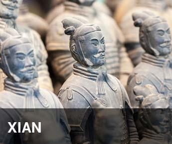 Travelbay China Tailor Made Tours - Xian