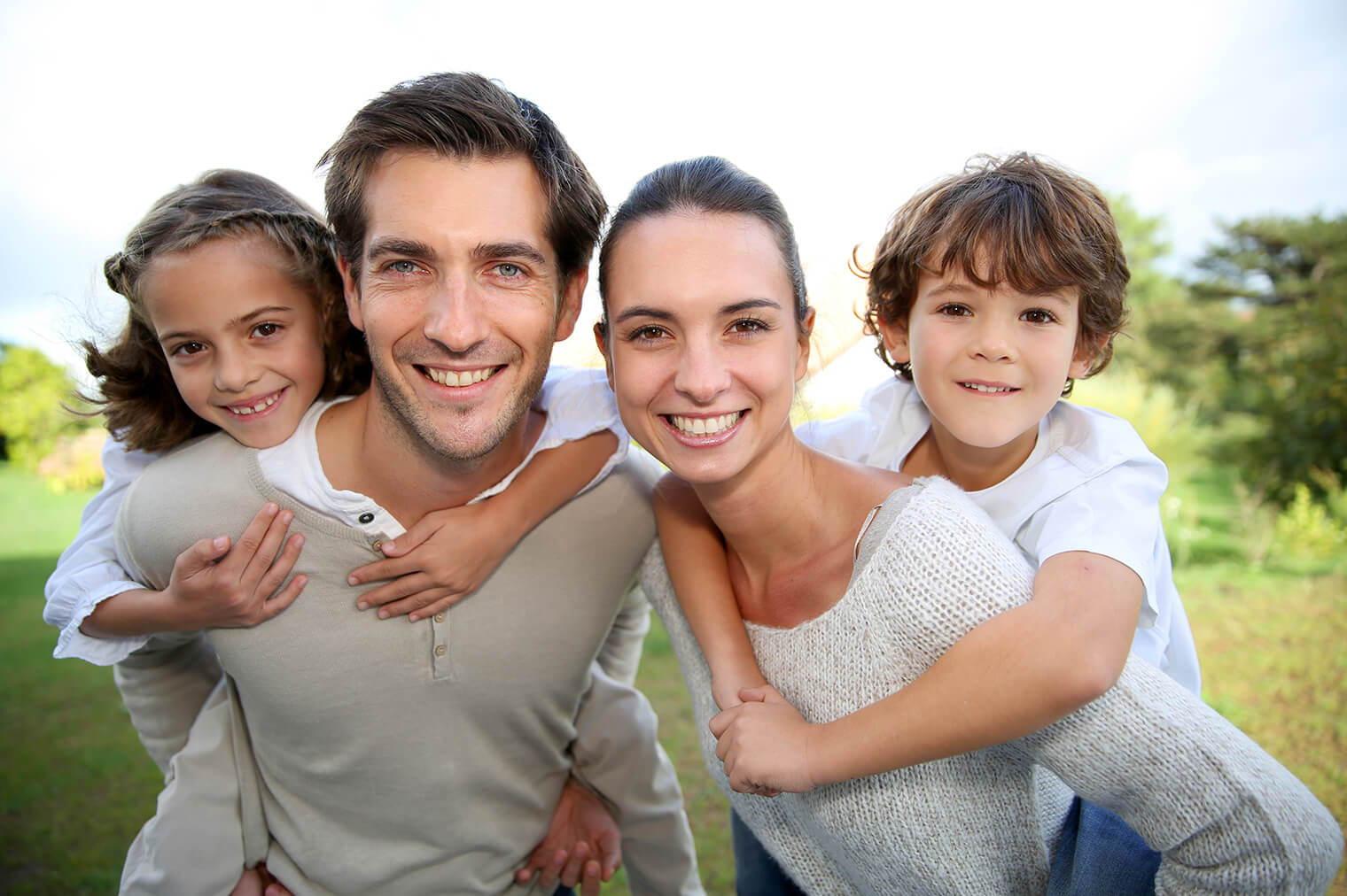 Feroglobin family of four