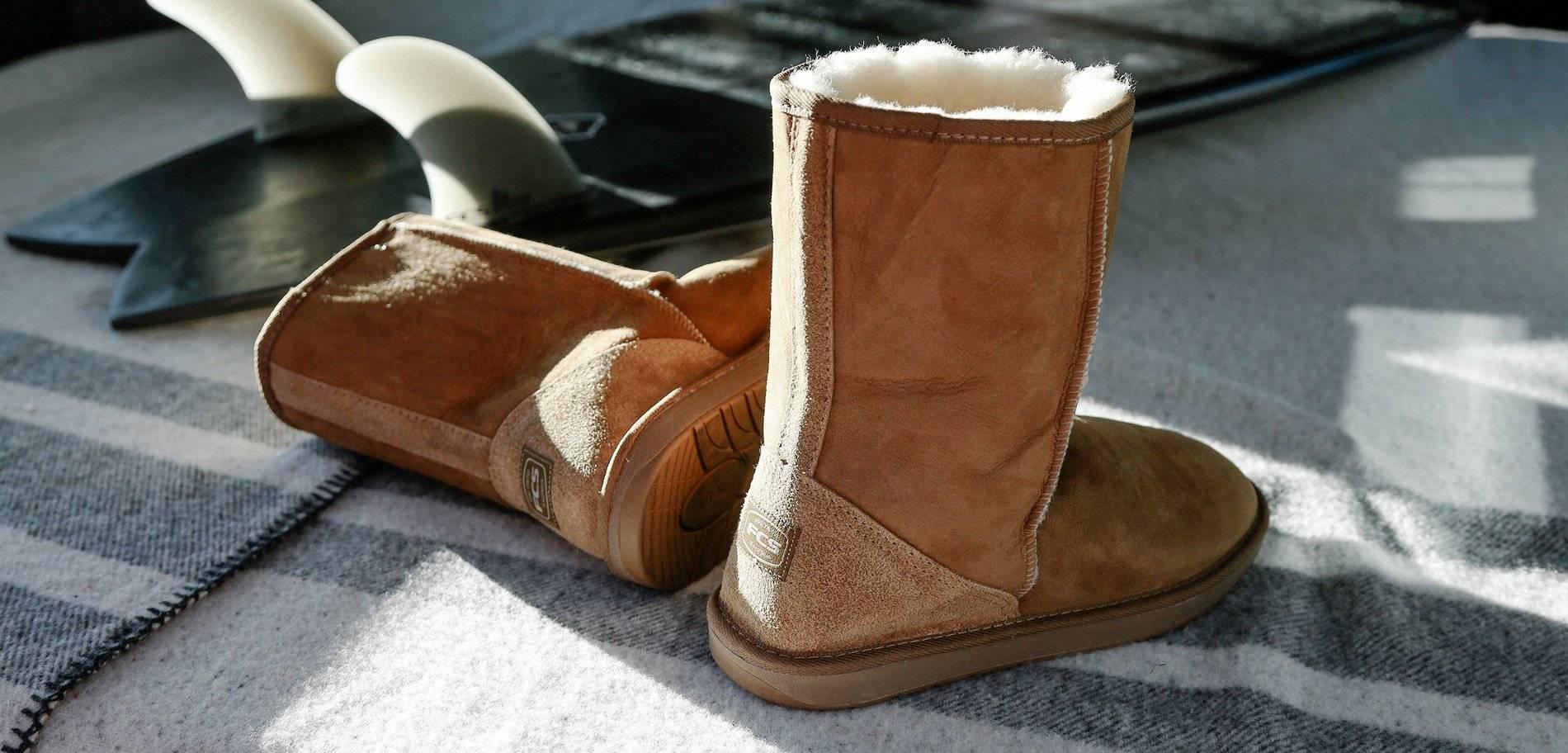 FCS Ugg Boot