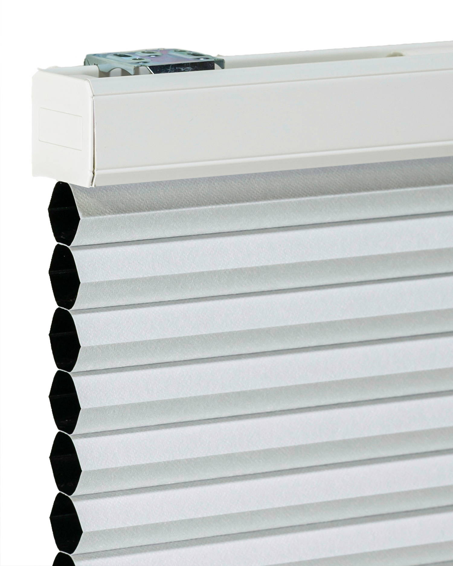 Cellular Shades Honeycomb Privacy Morning Mist 24 W X 48 H Chicology