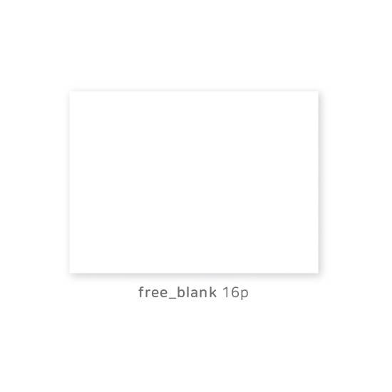 Blank note - O-CHECK 2020 Spring come dated monthly planner scheduler