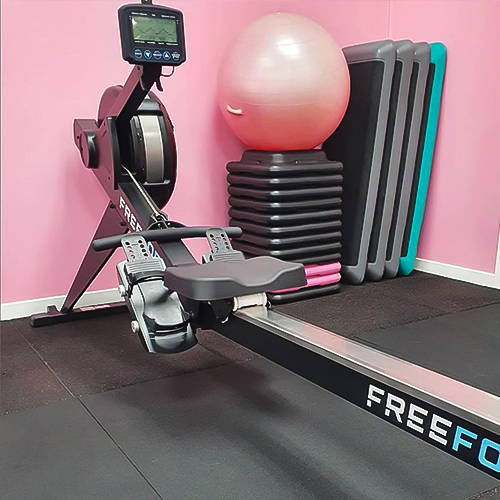 PT Studio Gym Fit Out Indoor Rower