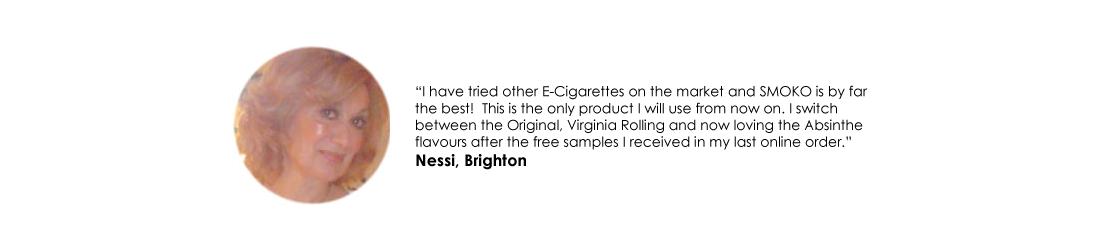 SMOKO The Best E Cigarette UK | E Cig Vape E liquid | Shop online