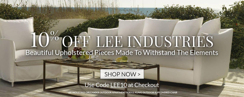 10% OFF Lee Industries