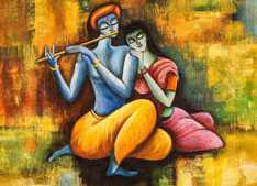 Buy Krishna Painting Online