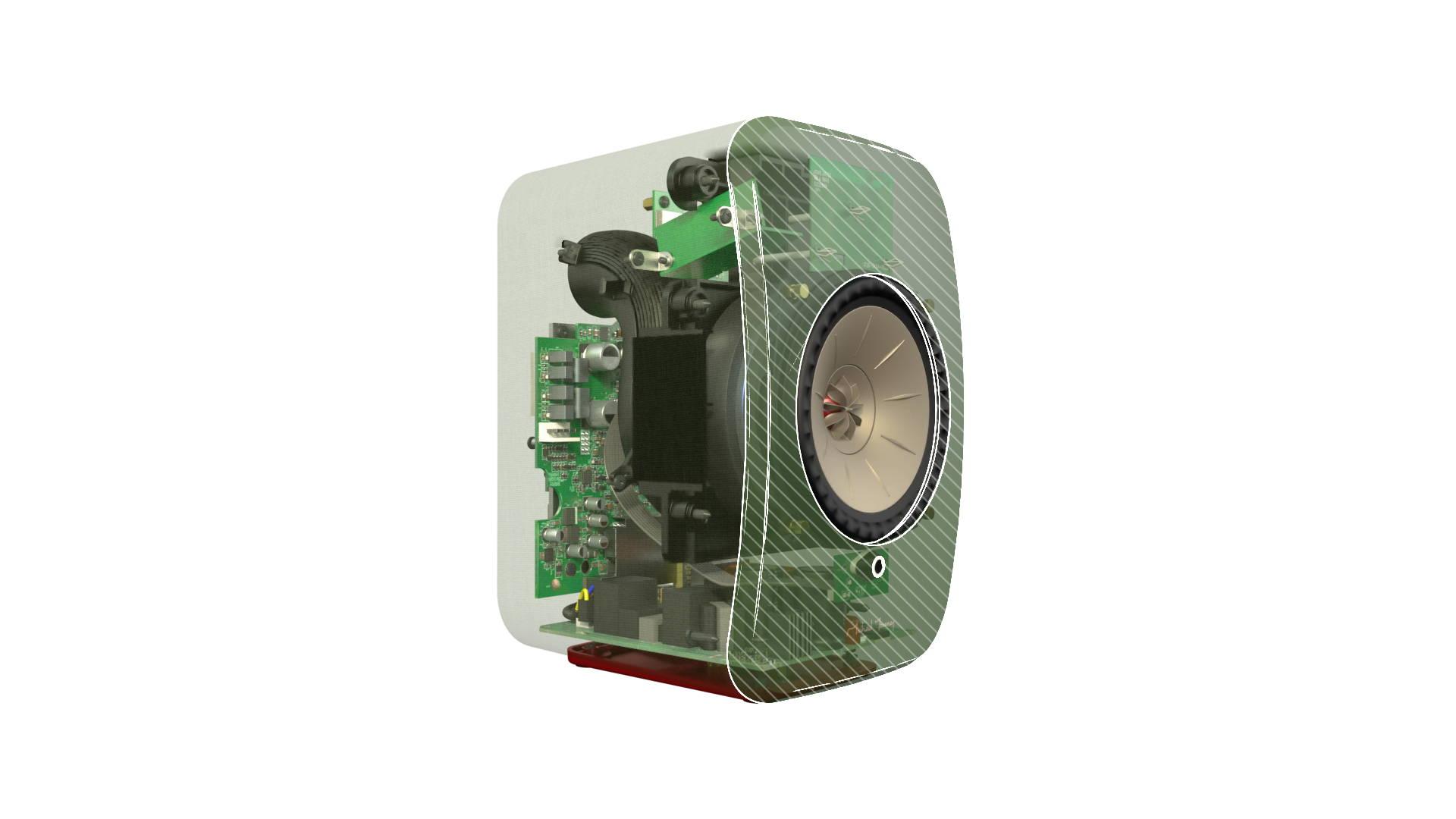 LSX Draadloze Speakers